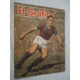 El Grafico Nº 1431 - San Lorenzo Campeon Año 1946