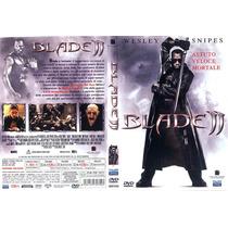 Dvd Blade 2 Ii Cazador De Vampiros Wesley Snipes Vampires