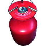 Garrafa 3 Kg Foco Con Hornalla Calentador Oferta!!
