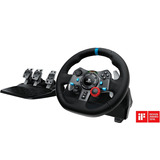 Volante + Pedales Logitech G29 Pc Y Play Station 4