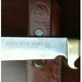 Cuchillo Caza Mayor Dogo Argentino Excelente Estado!