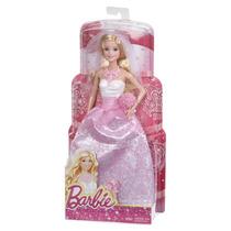 Barbie Noiva Cff37 Mattel