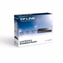 Tp-link Tl-r470t+2 Portas Wan+3 Lan 266mhz Intel