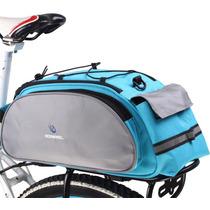Bolsa Para Parrilla De Bicicleta Portabultos Trasera