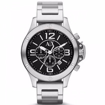 Relógio Armani Exchange Masculino Ax1501/1pn - Ax1501