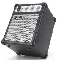 Super Mini Amp 5w Mp3 Speaker Guitarra Caixa P2 Violão Usb