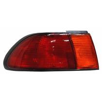 Calavera Nissan Sentra 1996 1997 1998 1999 Rojo/amb Izq Xry
