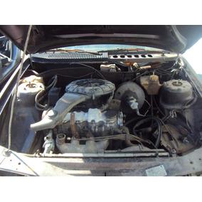 Motor Parcial Chevrolet Monza 2.0 8v Gasolina Base De Troca