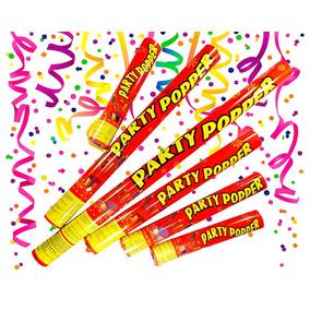 Cañon Party Popper 40 Cm Bazuca Bazooka Confetti Batucada