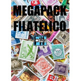 Megapack Filatelico Catalogo Estampillas Mundo Scott Edifil
