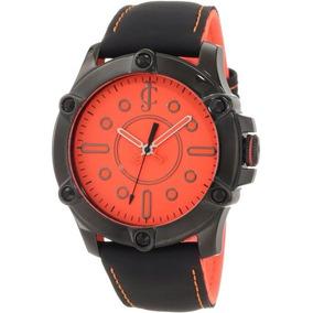 Reloj Juicy Couture Piel Negro Original Mujer Envio Gratis