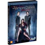 Diários De Um Vampiro 4° Temporada Original Lacrado 5 Dvds