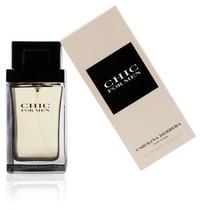 Perfume Chic For Men Carolina Herrera 100ml - Edt