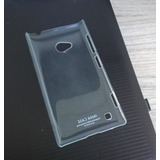 Capa Acrílica Incolor Original Imak Para Lumia 720