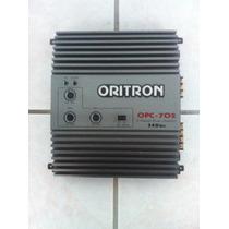 Módulo De Potência Oritron Mod. Opc 702 2 Canais 240 W
