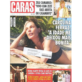 Caras 974: Carolina Ferraz / Iran Malfitano / Susana Werner