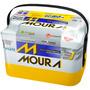 Baterias Moura 40ah Grande Florianopolis *m40fd-m40fe-m40sd*