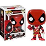 Funko Pop Deadpool (112) Figura Funko Pop Marvel Original
