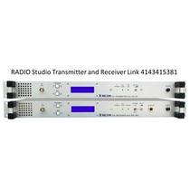 Enlace Estudio Planta Para Emisora De Radio