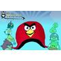 Gorrito Angry Birds Varios Modelos