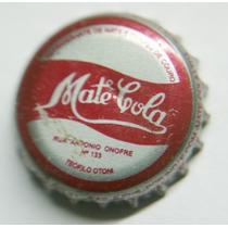 Tampinhas Antigas - Refrigerante Mate-cola