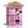 Kit Imprimible Minnie Mouse Rosa Cumpleaños Infantiles 2x1