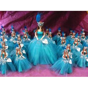 15 Años Hadas Y Princesas Souvenir Combo X 60 Mas Centrals