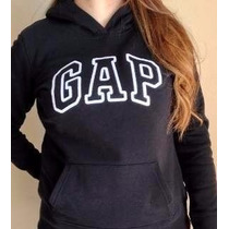 Kit 5 Unid Blusa Moletom Agasalho Frio Gap Feminina 2015