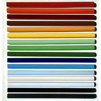 Listeles Cerámicos De Terminación. Colores. Molduras