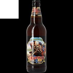 Cerveza Inglesa Trooper Iron Maiden