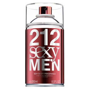 212 Sexy Men Carolina Herrera Body Spray 250ml