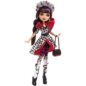 Boneca Ever After High Primavera Cerise Hood Mattel