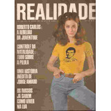 Revista Realidade Ano 1 Nº 2 Maio 1966 Roberto Carlos, Lua