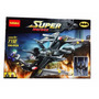 Set De Fichas Tipo Lego Super Heroes Armable - Bati Jet