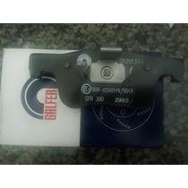 Kit Pastilhas Freio + Sensor Dianteira Bmw 316i 320i 2013-16
