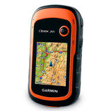 Gps Garmin Etrex 20x Tela 2.2 Ipx7 - Laranja/preto