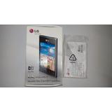Caixa E Manual Smartphone Lg L5 Dual Sim Lg-e615