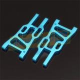 Hsp Racing Par Bandejas Dianteira Inferiores Aluminio 1/10