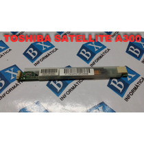 Inverter Do Lcd Toshiba Satellite A300 Pagpf013rvzw5b