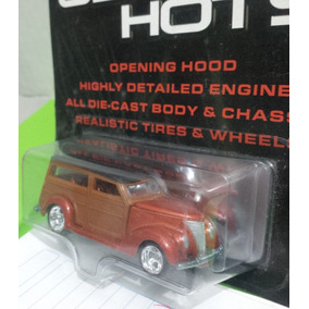 Hot Wheels 37 Ford Woody, Ultra Hot