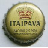Tampinhas Antigas - Cerveja Itaipava