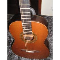Violão Clássico Luthier Saraiva P/ Concerto - 1997 Excelente