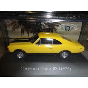 Miniaturas Carros Nacionais Fiat Ford Gm Vw Opala 11cm
