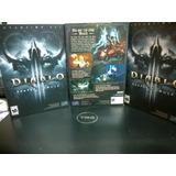 Diablo 3 Iii Pc / Mac Fisico Reaper Of Souls Expansion