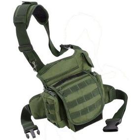Backpack Mochila Alpina Militar Camuflaje Cangurera Army Zip
