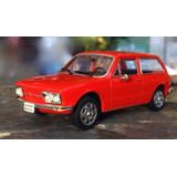 Volkswagen Brasilia Escala 1:43
