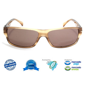 Óculos De Sol Armani Cor Principal Marrom Amarelado no Mercado Livre ... d127c4861a