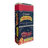 Embalagem Papel Para Carvão 3kg Saco Briquete Lenha - 100un