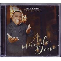 Cd Giovanny Brasa Viva - A Mão De Deus (bônus_playback)