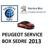 Peugeot Service Box 2013 Español Taller Reparacion 1983/2013